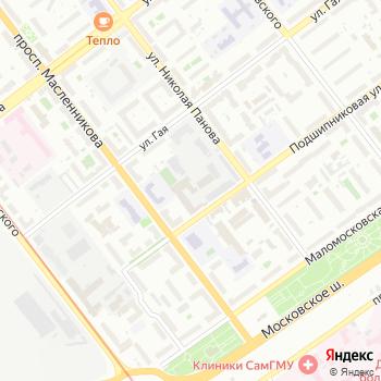 Принт-Сервис на Яндекс.Картах