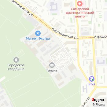 БиМакс Самара на Яндекс.Картах