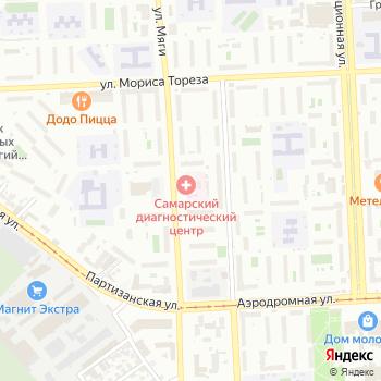 Новомед на Яндекс.Картах