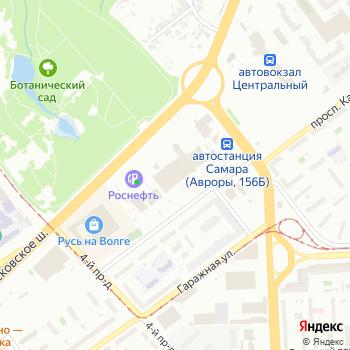 Почта с индексом 443072 на Яндекс.Картах