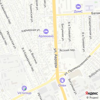 Blackout на Яндекс.Картах