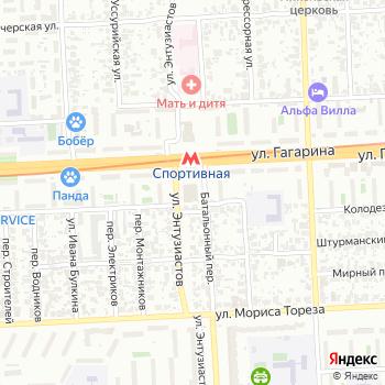 Palatin на Яндекс.Картах