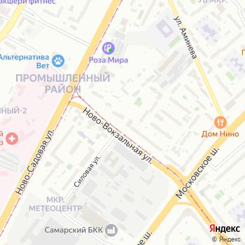 Почта с индексом 443125 на Яндекс.Картах