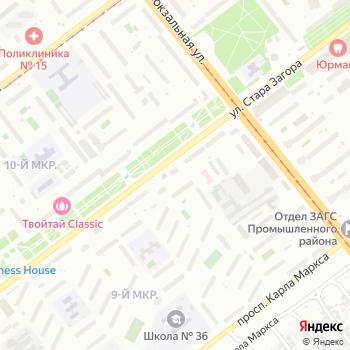 Галерея плитки на Яндекс.Картах