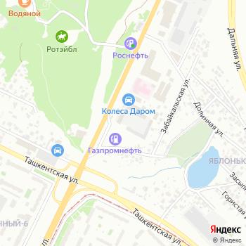 Волга-ЕвроКран на Яндекс.Картах