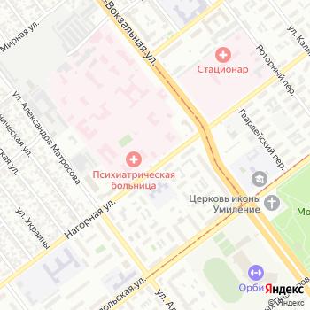 Диспансер на Яндекс.Картах