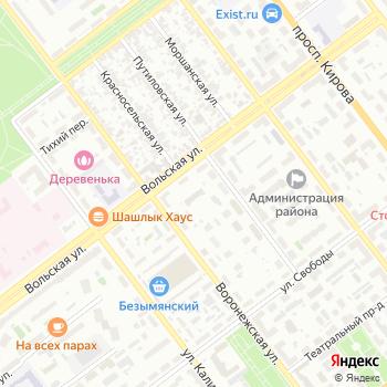 Самарский Центр Геодезии и Землеустройства на Яндекс.Картах