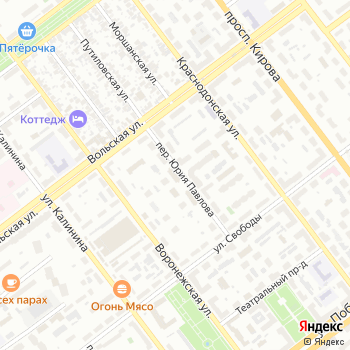 Сияние на Яндекс.Картах