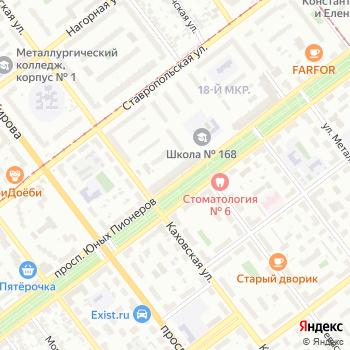 Почта с индексом 443105 на Яндекс.Картах