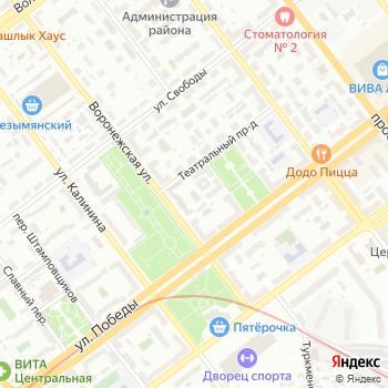 SV-line на Яндекс.Картах