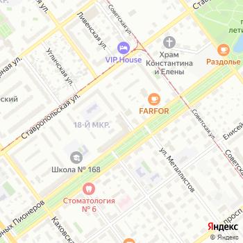 Витязь-С на Яндекс.Картах