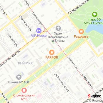 Рабочий Стиль на Яндекс.Картах