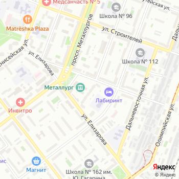 Спектр на Яндекс.Картах