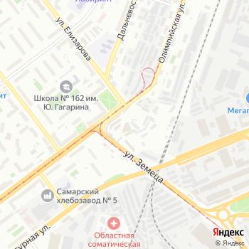 На Елизарова на Яндекс.Картах