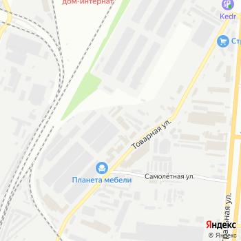 Русь-1 на Яндекс.Картах
