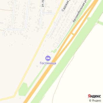Баня на Яндекс.Картах