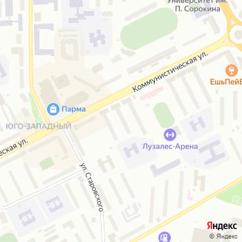 ОХОТНИК и РЫБОЛОВ на Яндекс.Картах