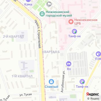 Аудит ТД-Гарант на Яндекс.Картах