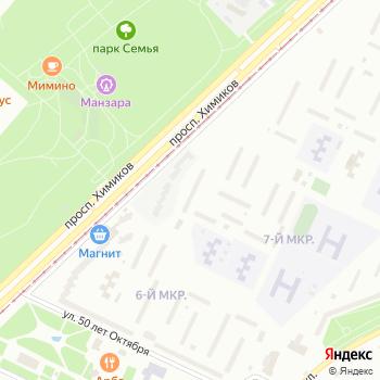 Вояж на Яндекс.Картах