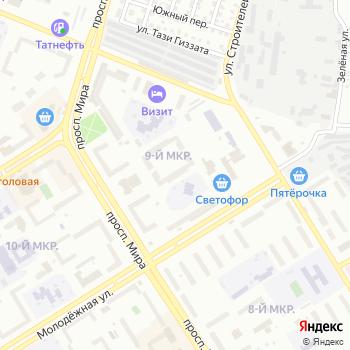 Департамент ЖКХ и строительства Елабужского муниципального района на Яндекс.Картах