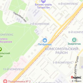 Финтранс на Яндекс.Картах