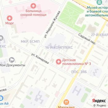 Кантата на Яндекс.Картах