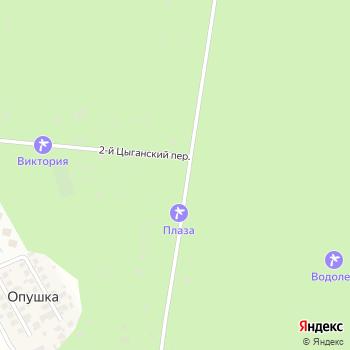 Плаза на Яндекс.Картах