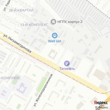 Центр гигиены и эпидемиологии на Яндекс.Картах