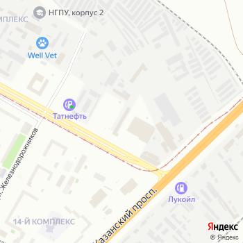 Центр специальной одежды на Яндекс.Картах