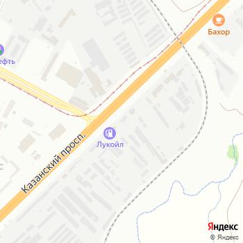 Челны Кровля на Яндекс.Картах