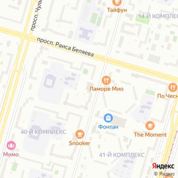 Магазин печатной продукции на ул. 40-й комплекс на Яндекс.Картах
