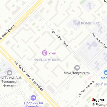 Магител-Челны на Яндекс.Картах