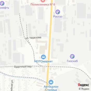 АСДпласт на Яндекс.Картах