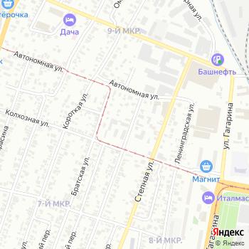 Фоампласт на Яндекс.Картах