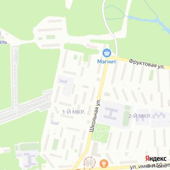Золотой рубль на Яндекс.Картах