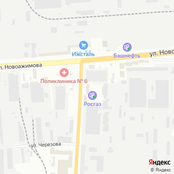 Уральский центр автоматизации на Яндекс.Картах