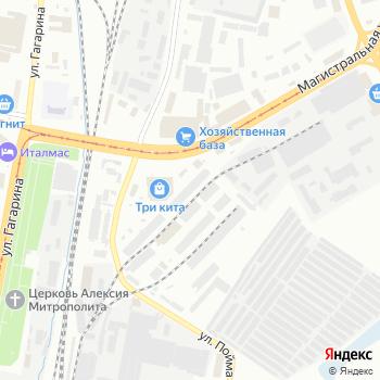 Еврострой на Яндекс.Картах