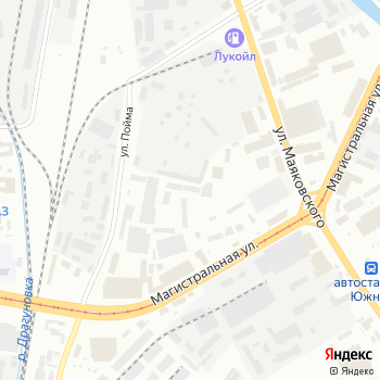 Сельбурвод на Яндекс.Картах
