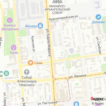 Дамская лавка на Яндекс.Картах