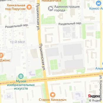 АСПЭК-Недвижимость на Яндекс.Картах