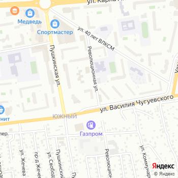 Нотариус Пушина Л.В. на Яндекс.Картах
