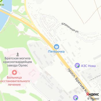 Элегия на Яндекс.Картах