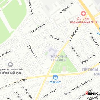 Средняя общеобразовательная школа №56 им. Хана В.Д. на Яндекс.Картах