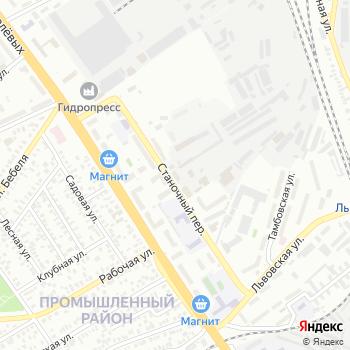 Нержавейка на Яндекс.Картах