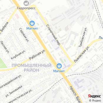 Афина на Яндекс.Картах