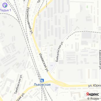 Агроснаб на Яндекс.Картах