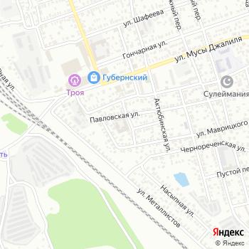 Хлебный ларец на Яндекс.Картах