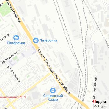 ТрансКредитБанк на Яндекс.Картах