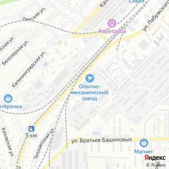 Опытно-механический завод на Яндекс.Картах