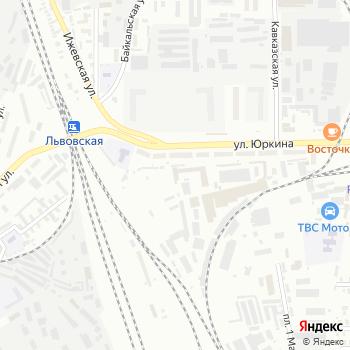 Фунтик на Яндекс.Картах